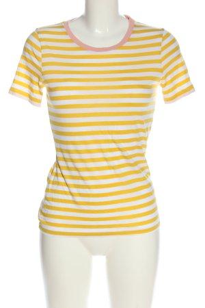 armedangels Stripe Shirt primrose-white allover print casual look