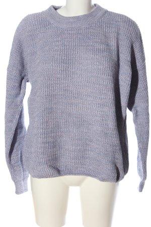 armedangels Crewneck Sweater flecked casual look