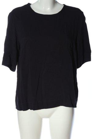 armedangels Slip-over blouse blauw casual uitstraling