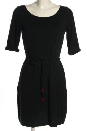 armedangels Shirtkleid schwarz Casual-Look