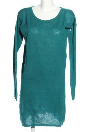 armedangels Strickkleid blau Casual-Look