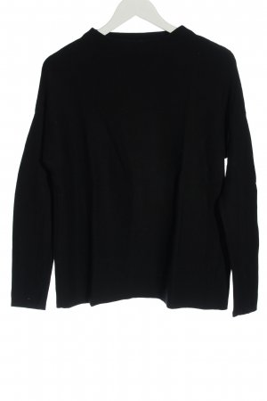 Armedangels Gebreide trui zwart casual uitstraling