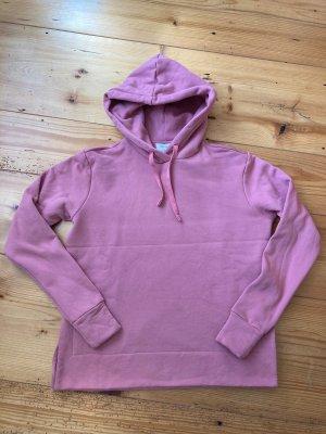 armedangels Hooded Sweatshirt pink