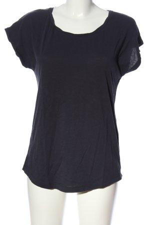 armedangels T-Shirt schwarz Casual-Look