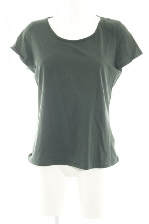 armedangels T-shirt khaki casual uitstraling