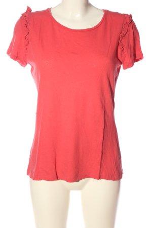 armedangels T-Shirt rot Casual-Look