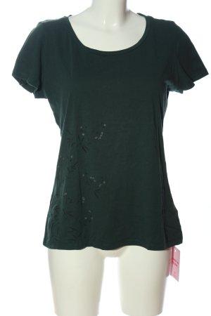 armedangels T-shirt motivo floreale stile casual