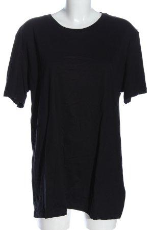 armedangels T-Shirt black casual look