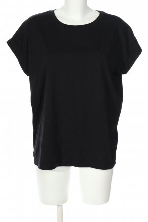 armedangels Oversized Shirt schwarz Casual-Look
