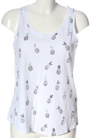 armedangels Strappy Top themed print casual look
