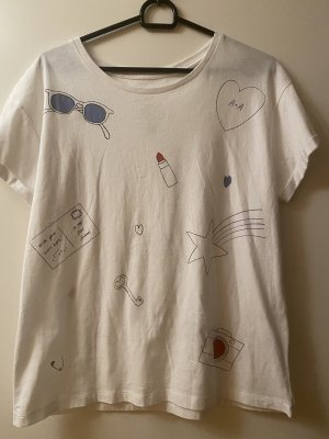 Armedangels Tshirt Shirt Weiß S