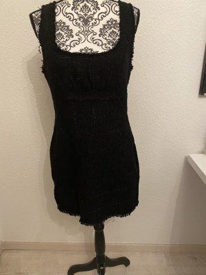 Armelloses Kleid mit Glitzer Gr.38, wie NEU!!!