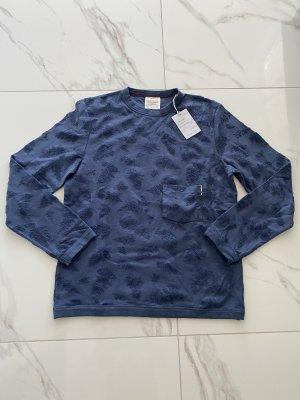 armedangels Maglione oversize blu