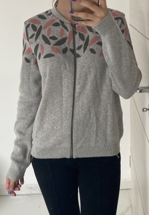 Armedangels Cienki sweter z dzianiny jasnoszary