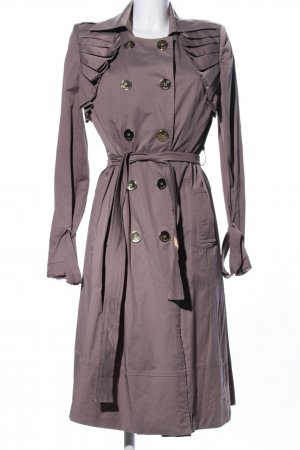 Armine Trench Coat brown business style