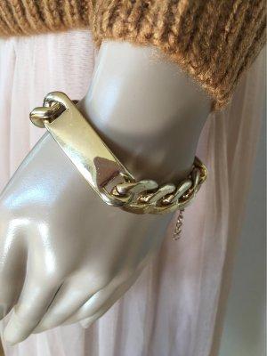 H&M Braccialetto oro