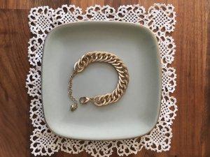 H&M Bracelet en or doré