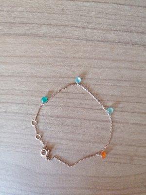 New One Silver Bracelet rose-gold-coloured