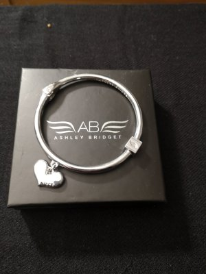 AB Bangle zilver
