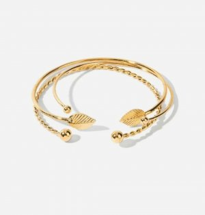 Elli Bangle gold-colored