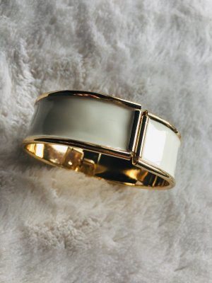 H&M Mouwband goud-wolwit