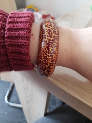 Bangle light brown-dark brown