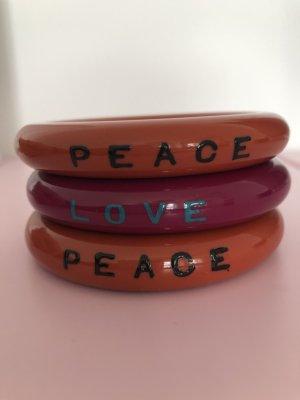 Armreif Love Peace
