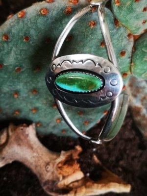 Navajo Zilveren armband veelkleurig