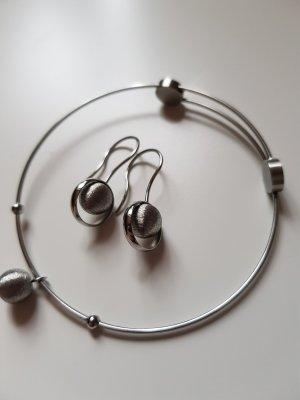 Armreif mit Ohrringe von Ernstes Design