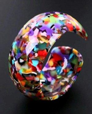 Impressionen Bangle multicolored