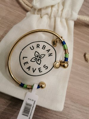 Urban Leaves Armlet gold-colored