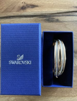 Swarovski Bangle gold-colored