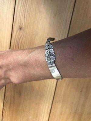 Srebrne bransoletki srebrny
