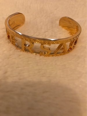 Versace Bangle złoto Metal