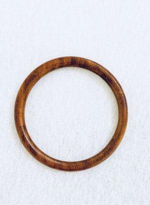 Armreif Vintage aus Holz