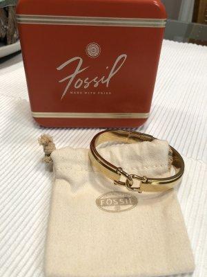 Fossil Bracelet de bras doré