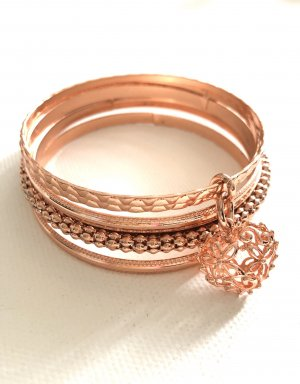 Bangle roségoud