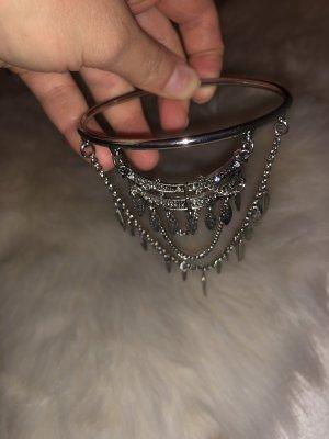 Primark Bracelet de bras argenté