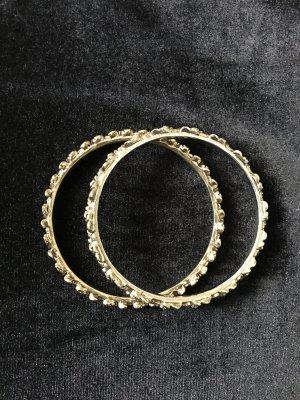 C&A Jonc bronze métal