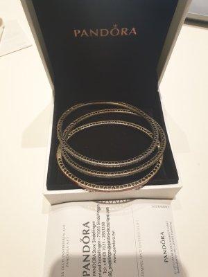 Pandora Bangle silver-colored-magenta