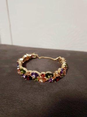 Gouden armband goud Metaal