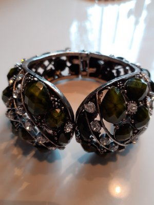 Armlet forest green