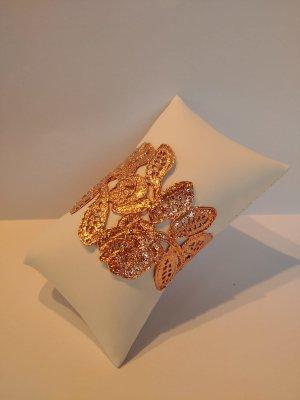 Pierre Lang Sztywna bransoletka w kolorze różowego złota