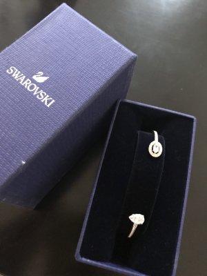 Swarovski Bracelet de bras argenté
