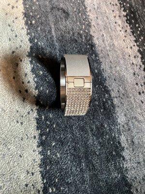 Swarovski Bracelet de bras argenté-gris clair