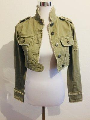 Army Bolero - Jacke in Größe 34 von Sublevel