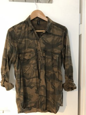 Army Hemd-Bluse