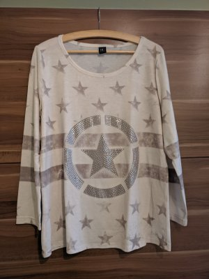 BC Collection Lang shirt licht beige-camel