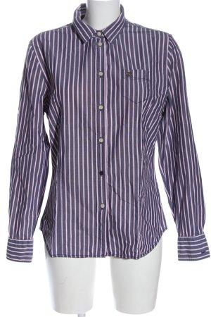Arqueonautas Long Sleeve Shirt striped pattern casual look