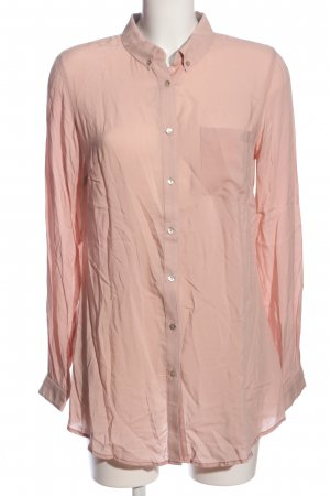 Arqueonautas Long-Bluse pink Casual-Look
